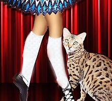 Dancing With My Cat by Kristie Theobald