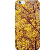 mellow yellow iPhone Case/Skin