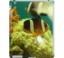 Sea Creatures (1) iPad Case/Skin