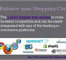 Develop you e-commerce platform by jamescs123