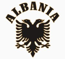 Albania Coat of Arms	 by GreatSeal