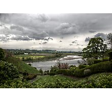 Tweed Riverscape Photographic Print