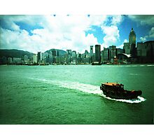 It's Hong Kong, Baby - Lomo Photographic Print