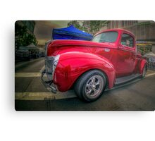 Candy Ford Metal Print