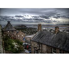 Tweed Cottages View Photographic Print