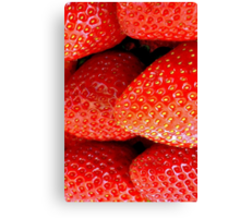 Fresh From The Fields Canvas Print