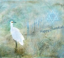"""Seascape """"Happy Chanukah"""" ~ Greeting Cards Plus More by Susan Werby"""