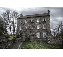 LS Lowry House Photographic Print