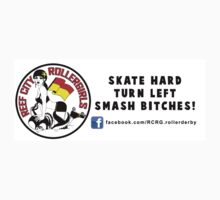 Reef City Roller Girls - Skate Hard, Turn Left, Smash Bitches! by Reef City Roller Girls