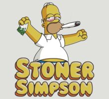 Stoner Simpson by mouseman