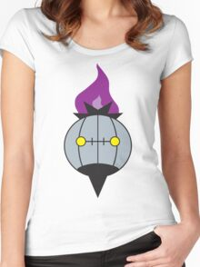 Pokemon - Chandelure Women's Fitted Scoop T-Shirt