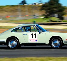 ChrisThompson | Rennsport Porsche Festival | 2013 by Bill Fonseca