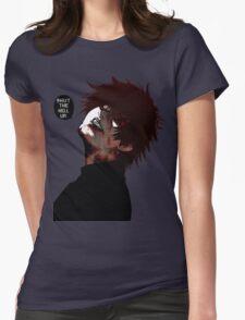 Tokyo Ghoul:Re Ken Kaneki/Haise Sakaki Womens Fitted T-Shirt