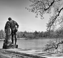 Sculpture of Catherine Park by DmiSmiPhoto