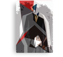 Guys in Suits. Canvas Print
