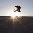 Bmx jump by cdoering