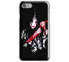 The Lady Of Death iPhone Case/Skin