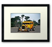 1929 Ford Hot Rod Sedan Framed Print