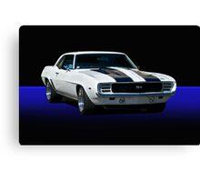 1969 Camaro Super Sport 'SS'  Canvas Print