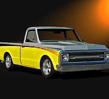 1969 Chevrolet C10 Pick-Up Truck II by DaveKoontz