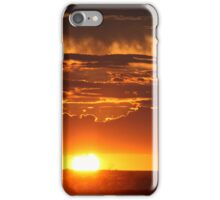 African Sunset 2 iPhone Case/Skin
