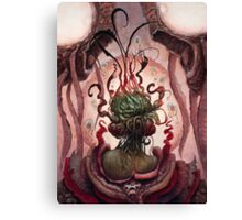 The Witch in the Water Canvas Print