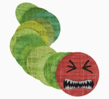 The Very Angry Caterpillar by RichOxley