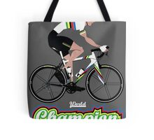 World Champion Cycling Tote Bag