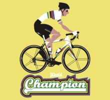 World Champion Cycling Kids Clothes
