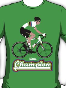 World Champion Cycling T-Shirt