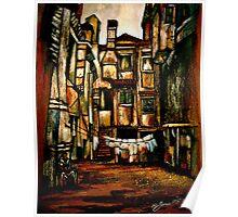 A Quiet City... Poster