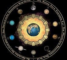 Planetary Ascension Stargate by Martin Rosenberger