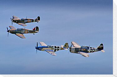 """Eagle Squadron"" - Duxford 26.05.2013 by Colin J Williams Photography"