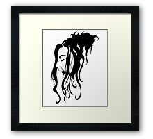 Amy Lee Framed Print
