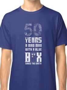 Doctor Who 50th anniversary Classic T-Shirt