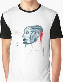 Cyborg / Mech injured Graphic T-Shirt