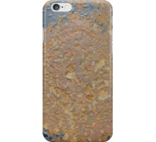 Rusty phone iPhone Case/Skin