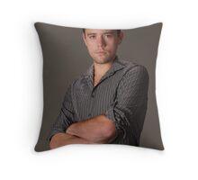 Chris Casual Throw Pillow