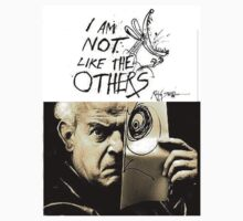 Ralph Steadman - I'm Not Like the Others by SUPERSCREAMERS
