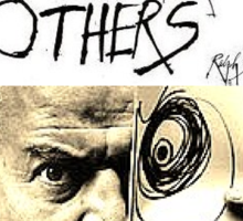 Ralph Steadman - I'm Not Like the Others Sticker