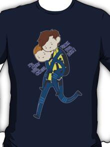 I'll Carry You Charles T-Shirt