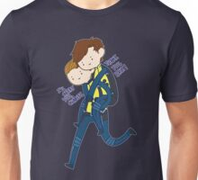 I'll Carry You Charles Unisex T-Shirt