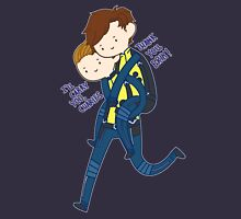 I'll Carry You Charles Unisex T-Shirt