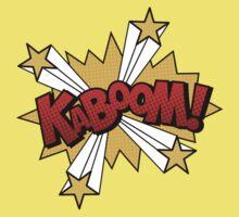 Kaboom Kids Tee