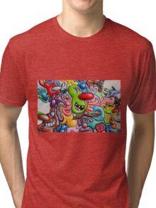Grafiti-Inspired by the 6 (Toronto) Tri-blend T-Shirt