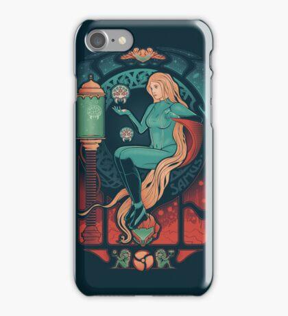 Aran Nouveau iPhone Case/Skin