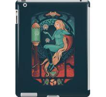 Aran Nouveau iPad Case/Skin