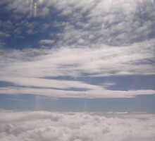 Blu skies II by HumbleNotions