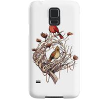 Red Thread Samsung Galaxy Case/Skin