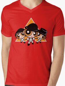 Ultraviolence Boys Mens V-Neck T-Shirt